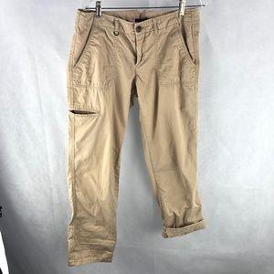 Gap Khaki Tan Cargo BDU Pants 34